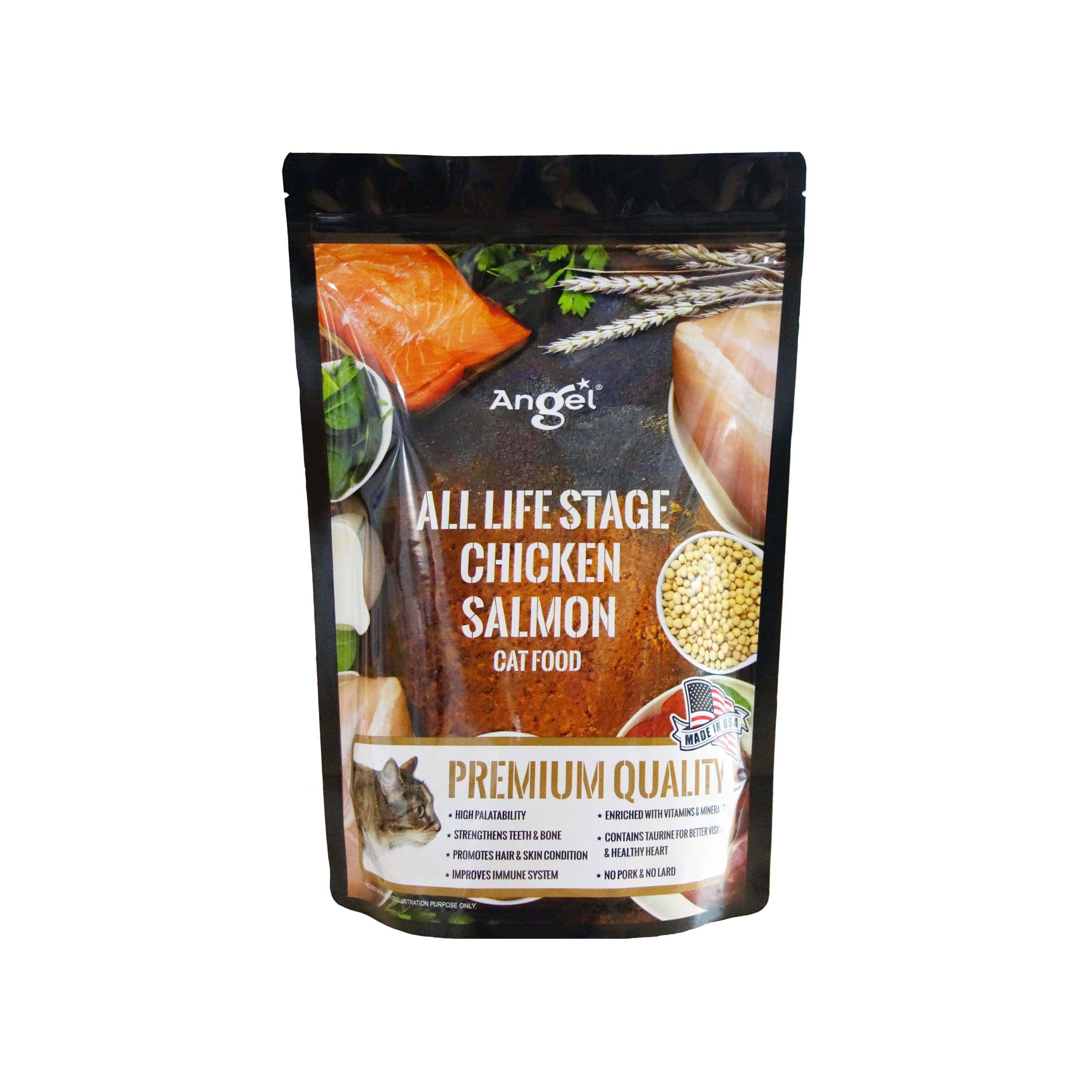 Pethouse Singapore Angel All Life Stage Chicken Salmon