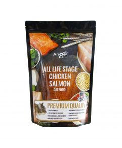 Angel All Life Stage Chicken Salmon Cat Food  1.1kg