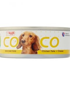 COCO Chicken and Cheese 80g