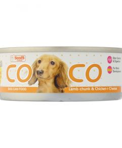 COCO Lamb Chicken and Cheese 80g