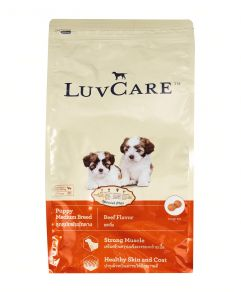 Luv Care Puppy Beef 2kg