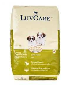 Luv Care Puppy Liver 9kg