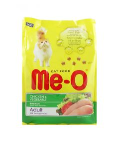 Me-O Chicken and Vegetable Cat Food 1.2kg