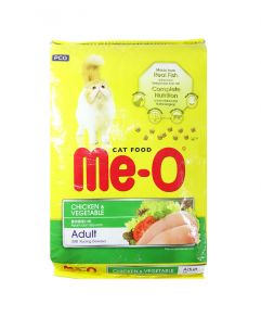 Me-O Chicken and Vegetable Cat Food 7kg