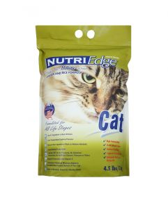 Nutri Edge Holistic Cat Food Chicken and Rice 2kg (4.5lbs)
