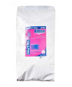 Nutri Edge Holistic Kitten Chicken & Rice Dry Cat Food 19.9Kg (44lbs)